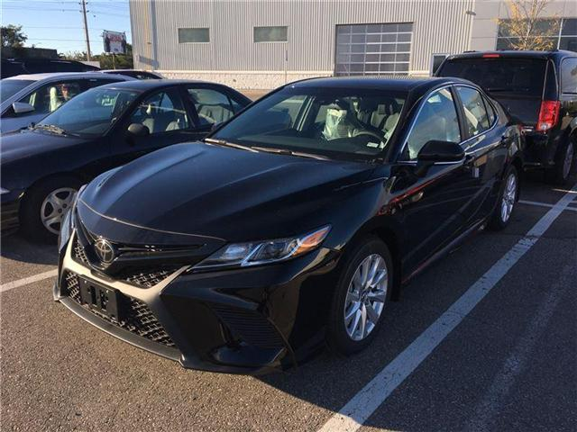 2018 Toyota Camry SE (Stk: M180143) in Mississauga - Image 1 of 5