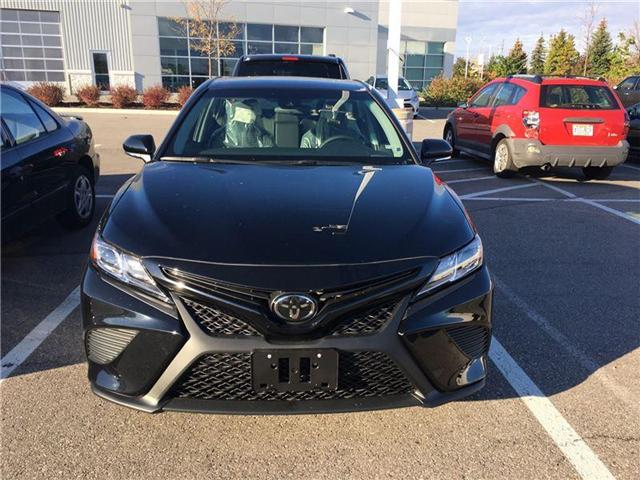 2018 Toyota Camry SE (Stk: M180143) in Mississauga - Image 2 of 5