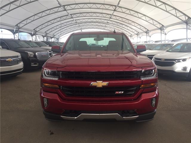 2018 Chevrolet Silverado 1500  (Stk: 157916) in AIRDRIE - Image 2 of 18