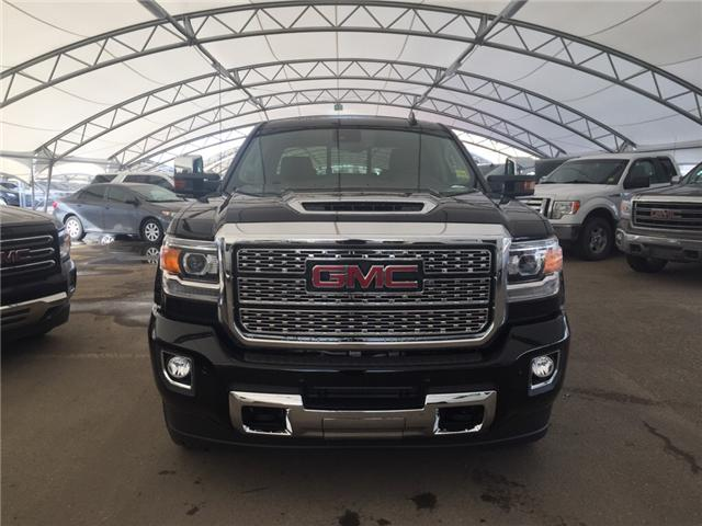2018 GMC Sierra 3500HD Denali (Stk: 158238) in AIRDRIE - Image 2 of 25