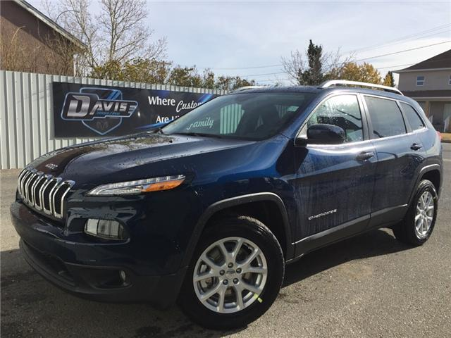 2018 Jeep Cherokee North (Stk: 11659) in Fort Macleod - Image 1 of 20