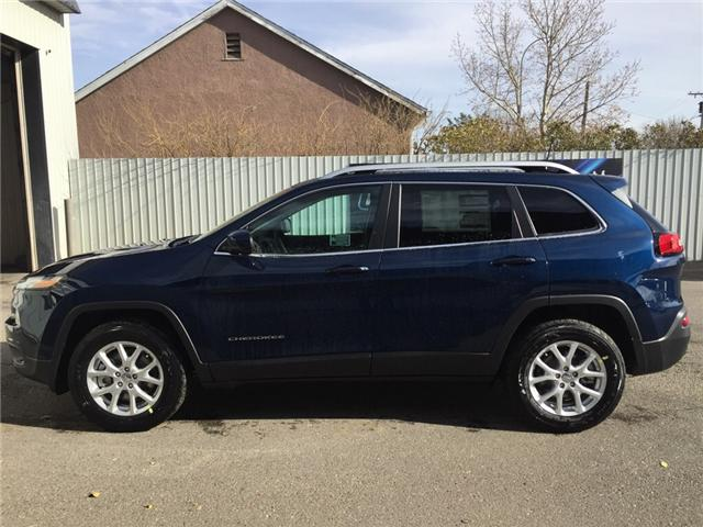 2018 Jeep Cherokee North (Stk: 11659) in Fort Macleod - Image 2 of 20