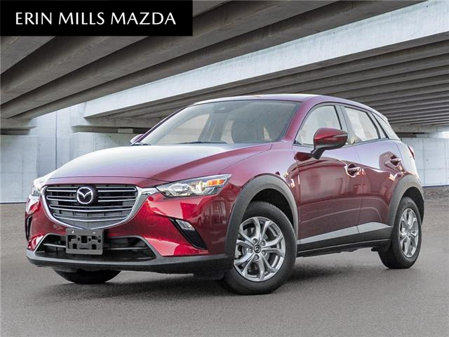 2020 Mazda CX-3 GS (Stk: 20-0489) in Mississauga - Image 1 of 23