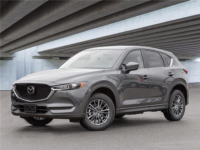 2021 Mazda CX-5 GS (Stk: 21-0204) in Mississauga - Image 1 of 23