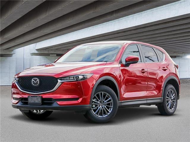2021 Mazda CX-5 GS (Stk: 21-0209) in Mississauga - Image 1 of 23
