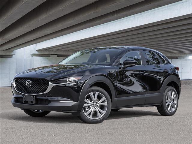 2021 Mazda CX-30 GS (Stk: 21-0319) in Mississauga - Image 1 of 22