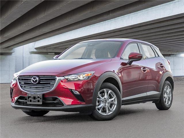 2021 Mazda CX-3 GS (Stk: 21-0387) in Mississauga - Image 1 of 23