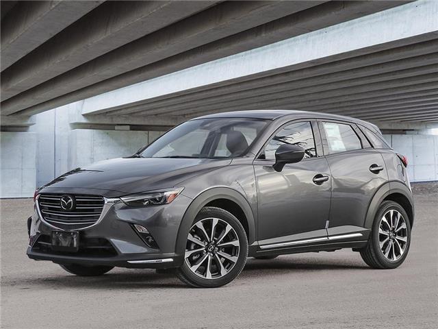 2021 Mazda CX-3 GT (Stk: 21-0406) in Mississauga - Image 1 of 23
