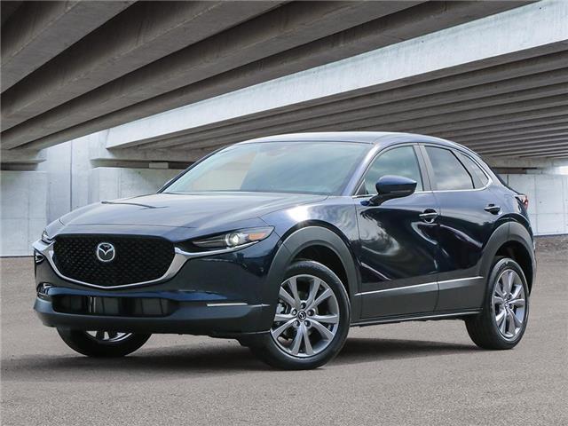 2021 Mazda CX-30 GS (Stk: 21-0421) in Mississauga - Image 1 of 22