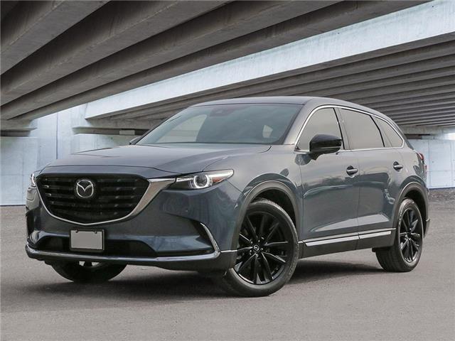 2021 Mazda CX-9 Kuro Edition (Stk: 21-0495) in Mississauga - Image 1 of 23