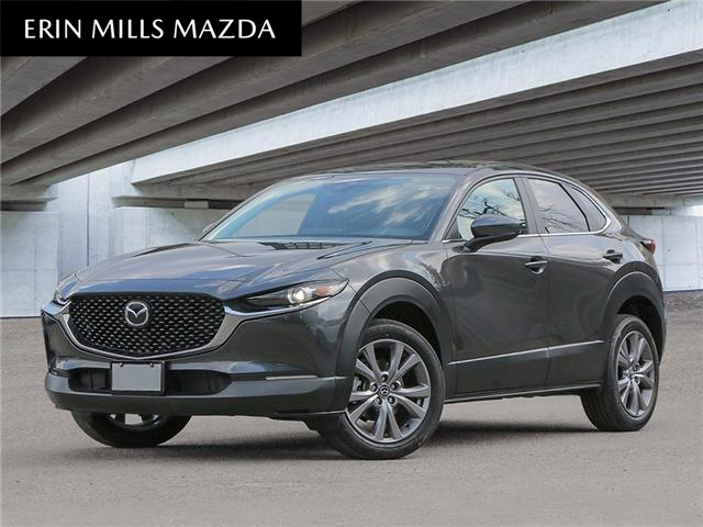 2021 Mazda CX-30 GS (Stk: 21-0494) in Mississauga - Image 1 of 23