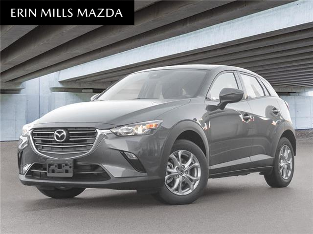 2021 Mazda CX-3 GS (Stk: 21-0493) in Mississauga - Image 1 of 23