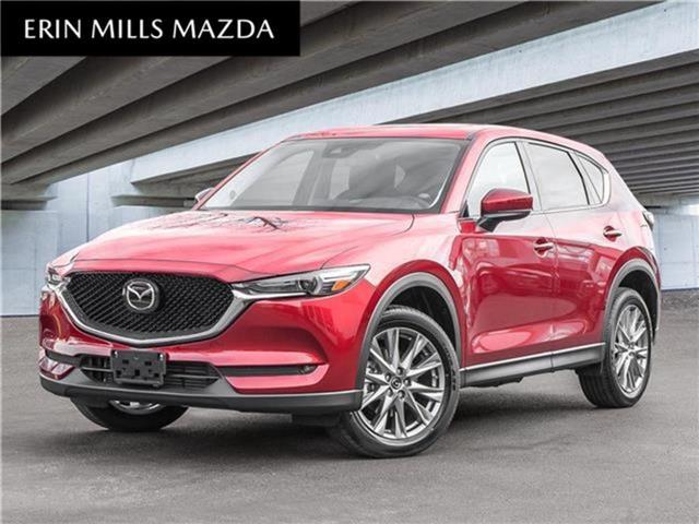 2021 Mazda CX-5 GT w/Turbo (Stk: 21-0164) in Mississauga - Image 1 of 23