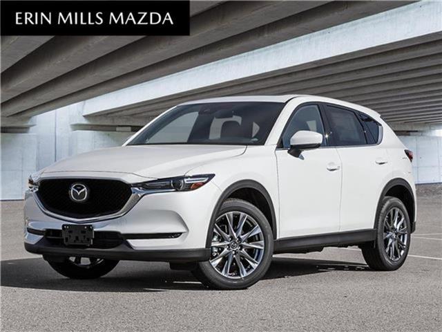2021 Mazda CX-5 Signature (Stk: 21-0435) in Mississauga - Image 1 of 23