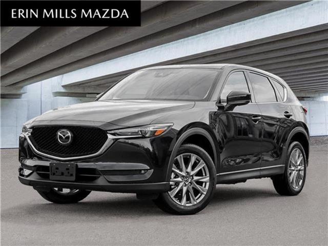 2021 Mazda CX-5 GT w/Turbo (Stk: 21-0465) in Mississauga - Image 1 of 23