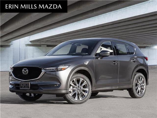 2021 Mazda CX-5 Signature (Stk: 21-0504) in Mississauga - Image 1 of 23