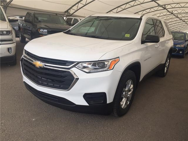 2018 Chevrolet Traverse 1FL (Stk: 156863) in AIRDRIE - Image 1 of 23
