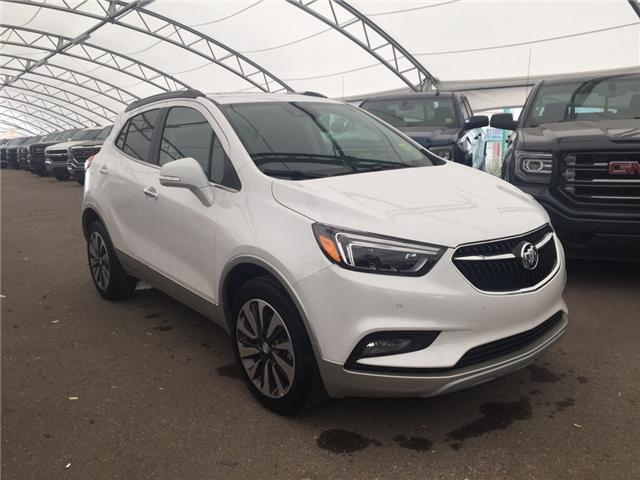2018 Buick Encore Premium (Stk: 158235) in AIRDRIE - Image 1 of 22