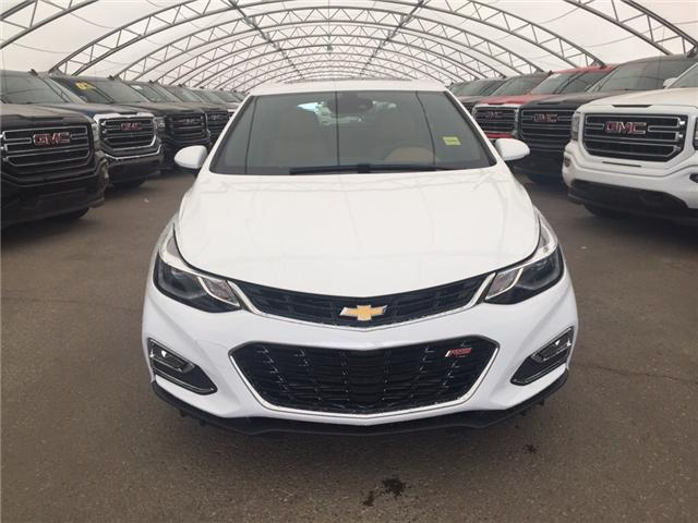 2018 Chevrolet Cruze Premier Auto (Stk: 158079) in AIRDRIE - Image 2 of 24