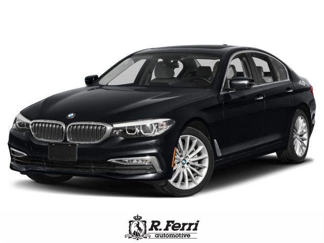 2018 BMW 530 i xDrive (Stk: 26128) in Woodbridge - Image 1 of 9