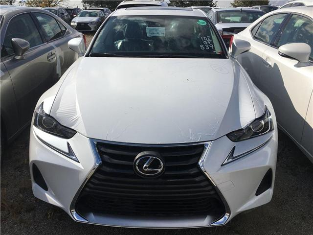 2017 Lexus IS 300 Base (Stk: 25287) in Brampton - Image 2 of 5