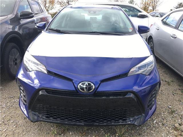 2018 Toyota Corolla SE (Stk: 975882) in Brampton - Image 2 of 5