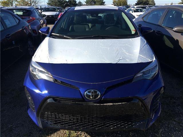 2018 Toyota Corolla SE (Stk: 981769) in Brampton - Image 2 of 5