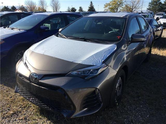 2018 Toyota Corolla SE (Stk: 982055) in Brampton - Image 1 of 5