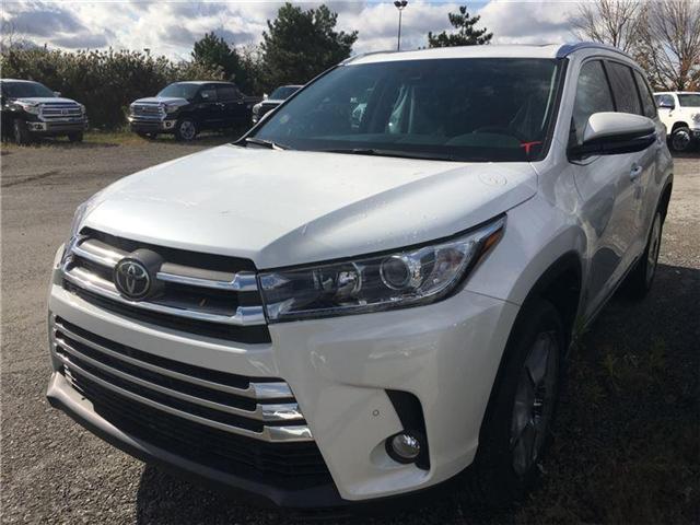 2017 Toyota Highlander Limited (Stk: 476695) in Brampton - Image 1 of 5