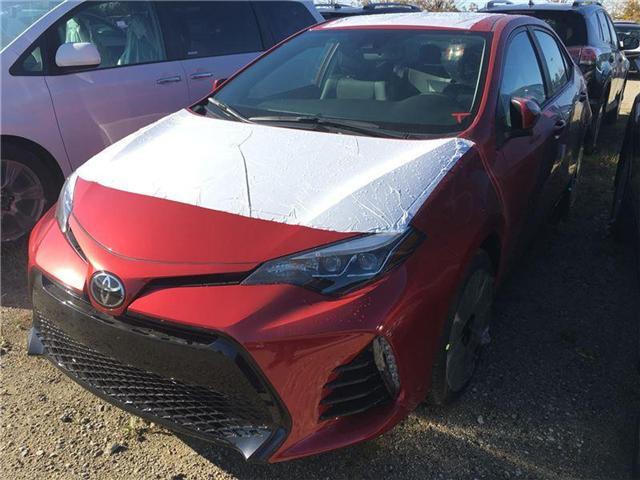 2018 Toyota Corolla SE (Stk: 995907) in Brampton - Image 1 of 5
