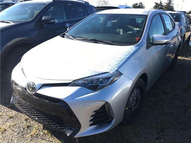 2018 Toyota Corolla SE (Stk: 996501) in Brampton - Image 1 of 5