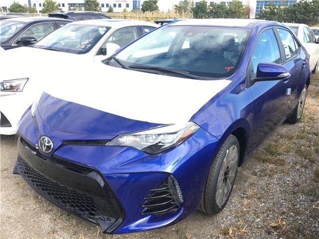 2018 Toyota Corolla SE (Stk: 995638) in Brampton - Image 1 of 5