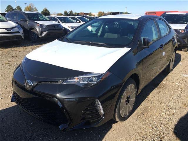 2018 Toyota Corolla SE (Stk: 344) in Brampton - Image 1 of 5