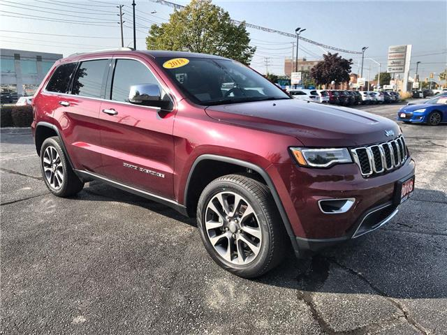 2018 Jeep Grand Cherokee Limited (Stk: 45265) in Windsor - Image 1 of 14