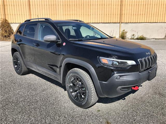2021 Jeep Cherokee Trailhawk (Stk: 21016) in Windsor - Image 1 of 13