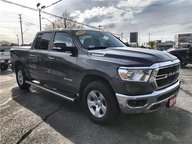2019 RAM 1500 Big Horn (Stk: 45298) in Windsor - Image 1 of 12