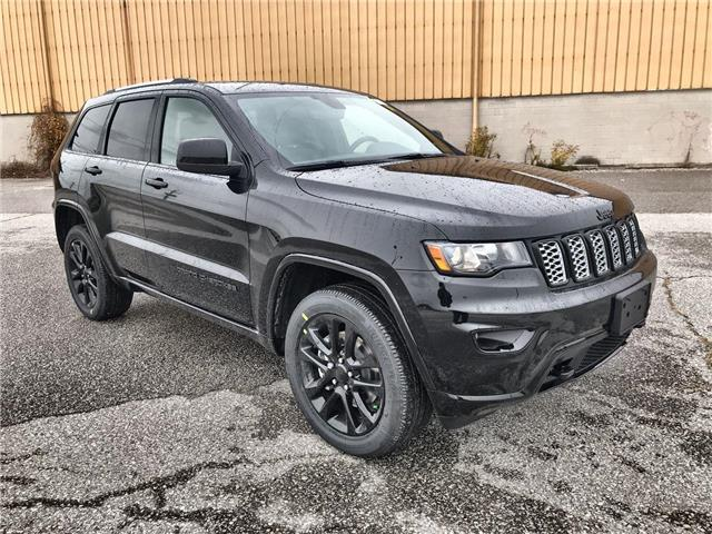2021 Jeep Grand Cherokee Laredo (Stk: 21092) in Windsor - Image 1 of 13