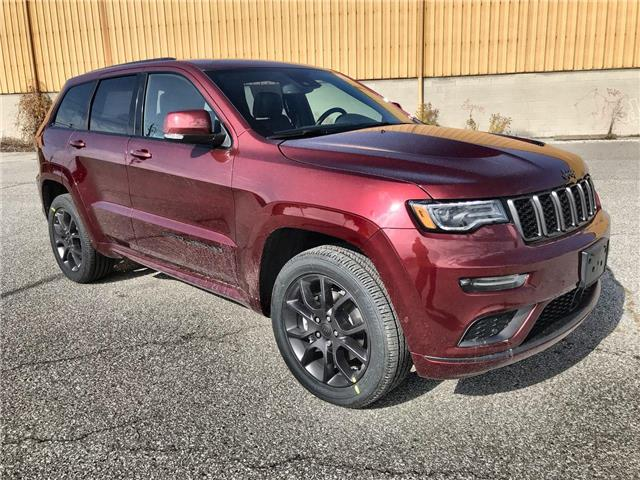 2021 Jeep Grand Cherokee Overland (Stk: 210107) in Windsor - Image 1 of 14