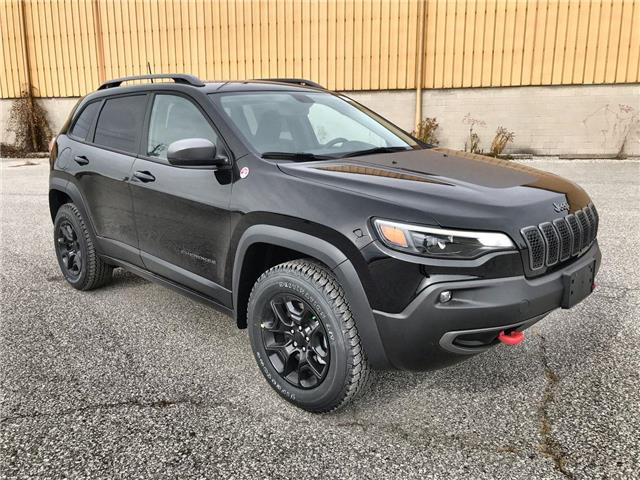 2021 Jeep Cherokee Trailhawk (Stk: 210110) in Windsor - Image 1 of 13