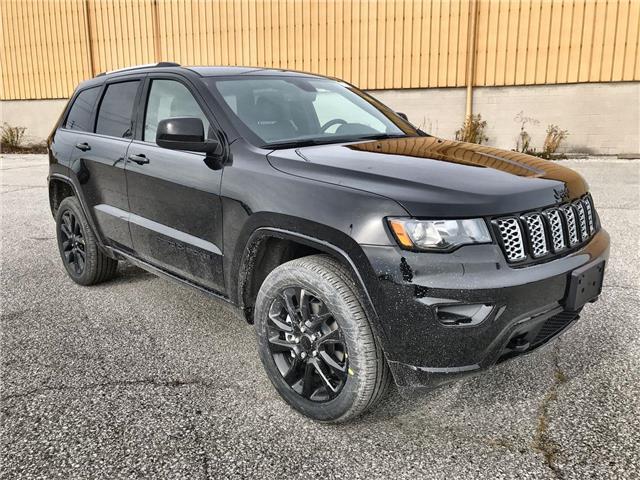 2021 Jeep Grand Cherokee Laredo (Stk: 210109) in Windsor - Image 1 of 13
