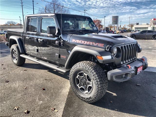 2021 Jeep Gladiator Mojave (Stk: 21100) in Windsor - Image 1 of 13