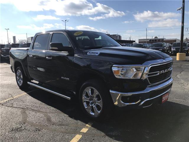2019 RAM 1500 Big Horn (Stk: 45311) in Windsor - Image 1 of 12