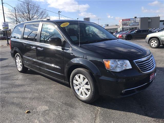 2016 Chrysler Town & Country Touring (Stk: 2804A) in Windsor - Image 1 of 13