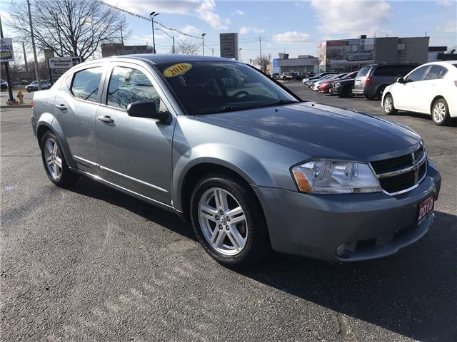 2010 Dodge Avenger SXT (Stk: 2822B) in Windsor - Image 1 of 11