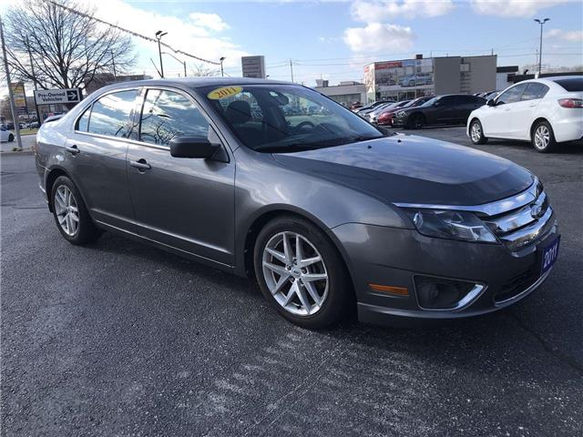 2011 Ford Fusion SEL (Stk: 21051C) in Windsor - Image 1 of 12