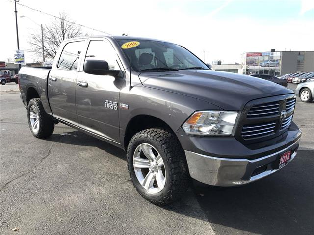 2016 RAM 1500 SLT (Stk: 45318) in Windsor - Image 1 of 12