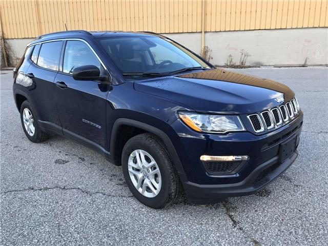 2021 Jeep Compass Sport (Stk: 210151) in Windsor - Image 1 of 12