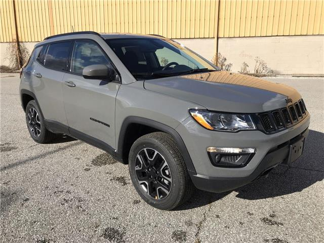 2021 Jeep Compass Sport (Stk: 210144) in Windsor - Image 1 of 12