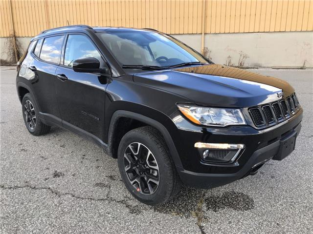 2021 Jeep Compass Sport (Stk: 210149) in Windsor - Image 1 of 12