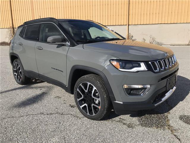 2021 Jeep Compass Limited (Stk: 210147) in Windsor - Image 1 of 14